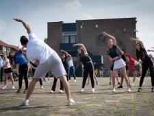 'Goede tijden, slechte tijden' in Elst: lekker dansen met acteur Juvat Westendorp