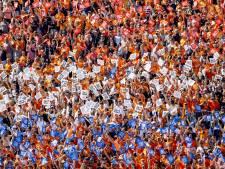 Aantal coronagevallen rond Grand Prix in Zandvoort iets opgelopen