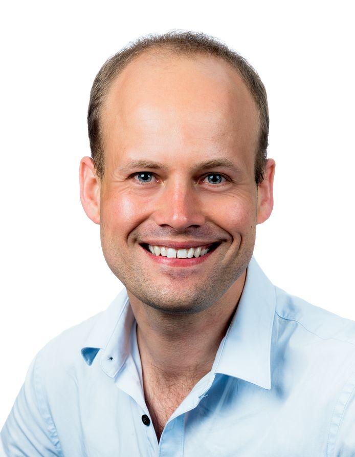 Niels Bertschat is studiecoach.