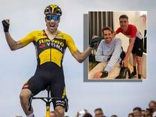 Timo Roosen eert gehandicapte broer met Nederlandse titel: 'Deze trui is ook voor Sjors'