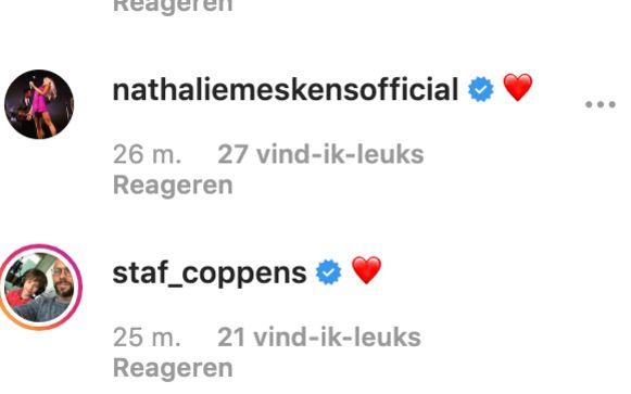 Nathalie Meskens en Staf Coppens