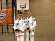 Jesse ter Bekke Judoka van het jaar bij Judo Losser