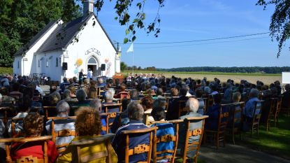 Mariaverering aan kapel Heinskensberg