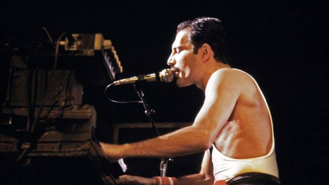 Kunstwerken Freddie Mercury geveild voor goede doel