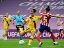Lieke Martens hoopte al op Barcelona-PSV: 'Nog niet eerder een Nederlandse club geloot'
