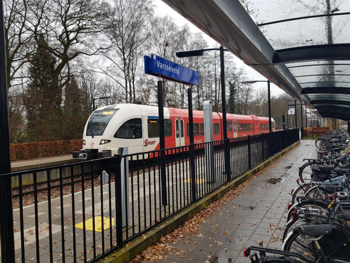 Station Varsseveld.