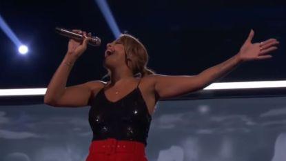 Staande ovatie van de jury, maar mag Nederlandse Glennis Grace naar finale 'America's Got Talent'?