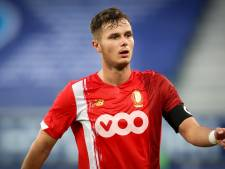Zinho Vanheusden quitte le Standard pour l'Inter, avant d'être prêté au Genoa?