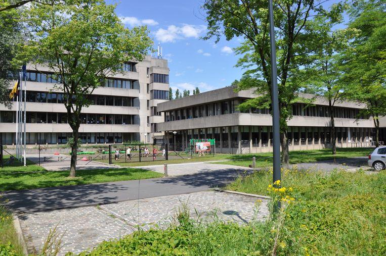 Het huidige Dienstencentrum van Gentbrugge.