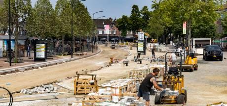 Valkenswaardse Markt krijgt steeds meer vorm; parkeren blijft mogelijk