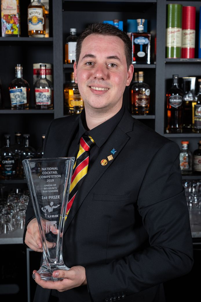 Fabian Van Roy (The Bar – The Hotel Brussels)