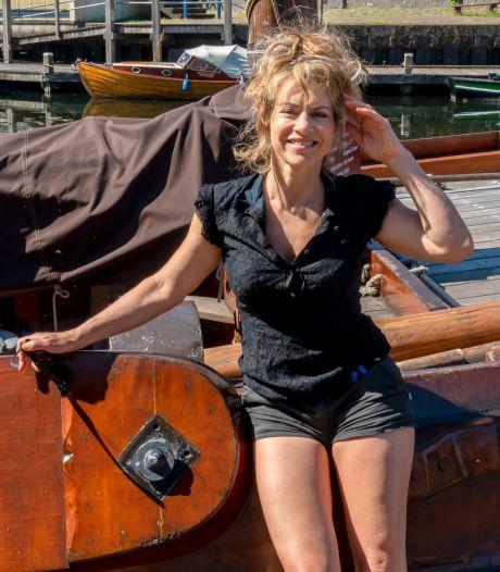 Ellen ten Damme doet in Harderwijk week lang inspiratie op voor Erfgoedfestival
