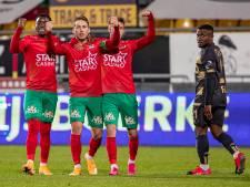 Festival de buts à Ostende, le Standard entame les playoffs 2 par un lourd revers