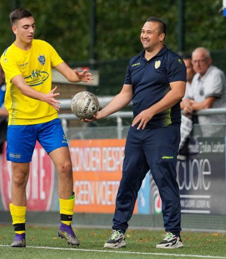 Jhon van Beukering stopt als trainer bij SC Veluwezoom