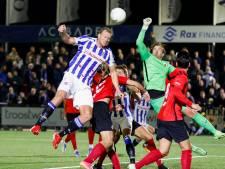 Heerenveen komt goed weg bij AFC, opstekers voor Sparta en FC Groningen