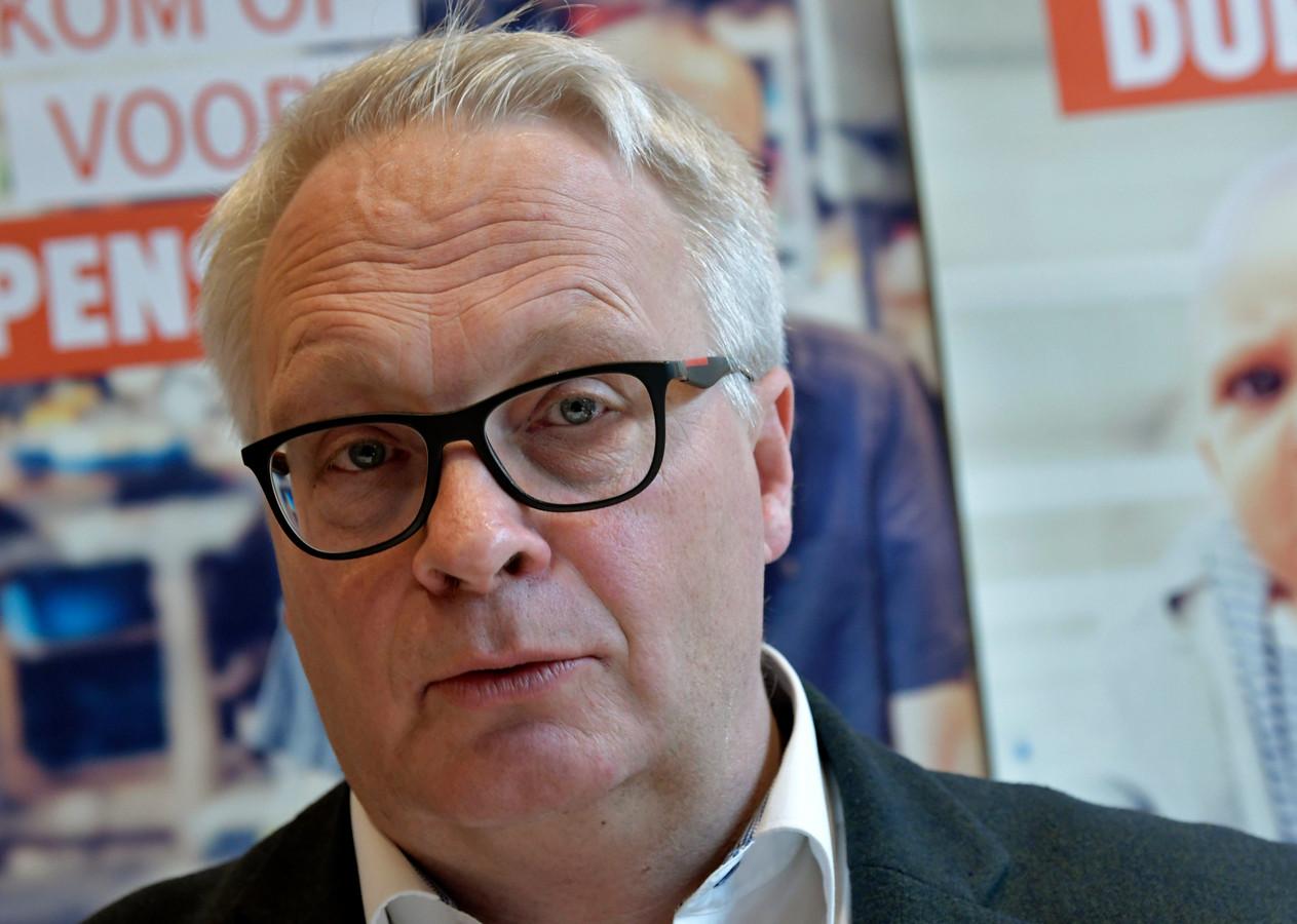 Peter Mertens, président du PTB.