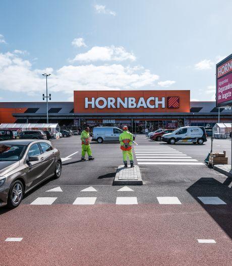 Dieven vooral actief in Hornbach: 'Als de beveiliging goed op orde is, valt winkeldiefstal eerder op'