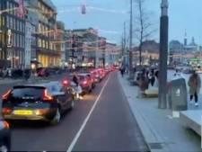 De langste file van Amsterdam?