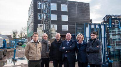 Academie Beeldende Kunsten Wetteren krijgt vaste stek in oude kousenfabriek Cordonnier