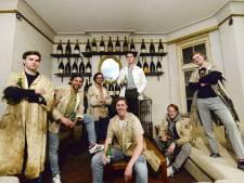 Studenten Huize 't Pott in Enschede hebben goede band met de buren, op een enkel incidentje na