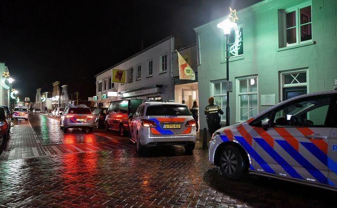 Overval op cafetaria in Hilvarenbeek
