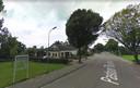 Eén van de plattegronden die verwijderd wordt: aan de Pastoor Thuisstraat in Keijenborg.