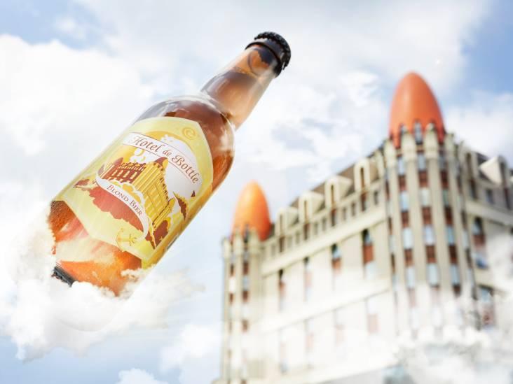 Dongens biertje Hotel de Bottle exclusief voor hotel De Efteling
