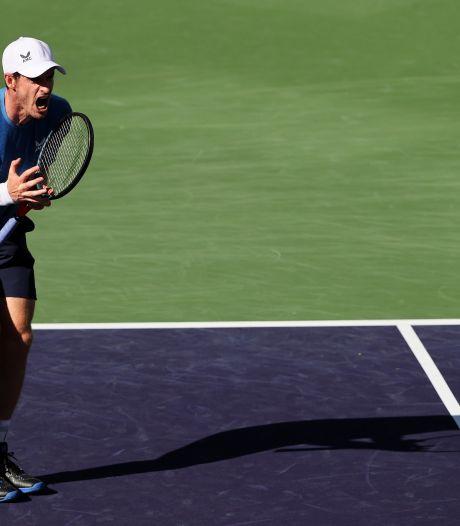 Zverev et Murray se donnent rendez-vous au troisième tour à Indian Wells