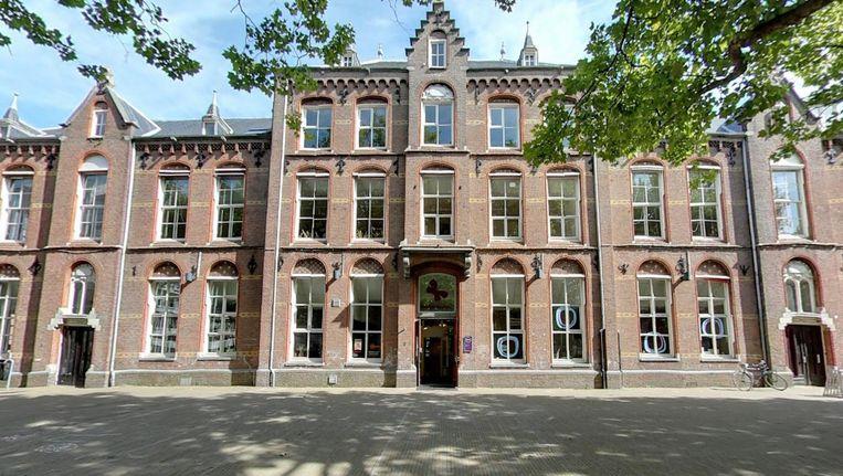 De Barbaraschool Beeld Google Streetview