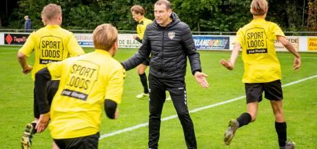 Tegelaar blijft nog een jaartje langer hoofdtrainer van Gorssel