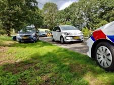 Gewonde bij aanrijding tussen drie auto's in Geesteren