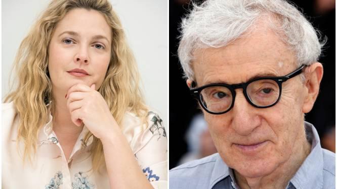 Drew Barrymore heeft spijt van samenwerking met Woody Allen