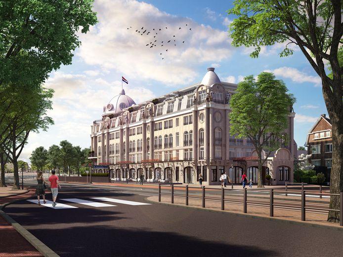 Plannen voor de voormalige Amerikaanse ambassade
