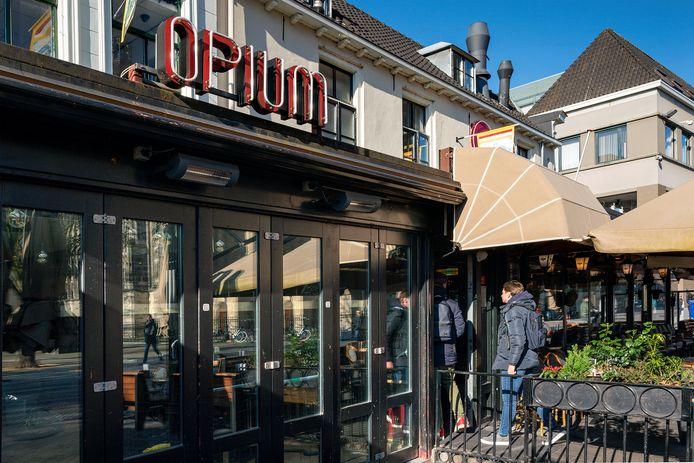 Café Opium op  de Parade