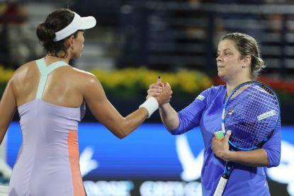 Clijsters verdiende 15.750 euro aan haar nederlaag in eerste ronde