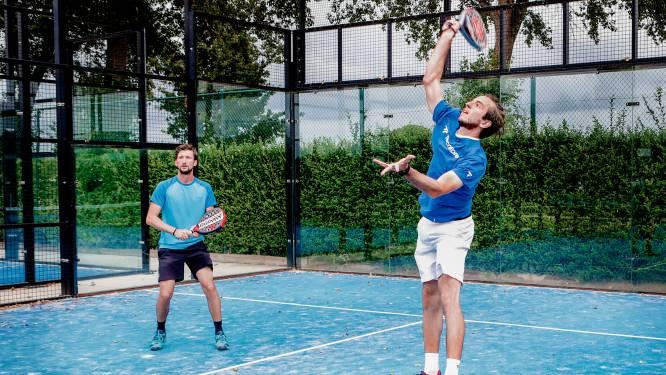 Oude tennisterreinen Lembeke worden padelterreinen