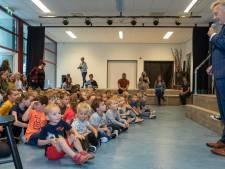 Basisschool Sint Jan na 100 jaar nog altijd springlevend, 'eigentijds en wereldwijs'