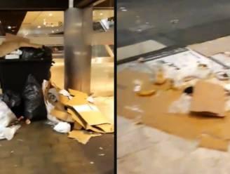 Beelden bewijzen: buurt rond Brussels Noordstation nog altijd smerig