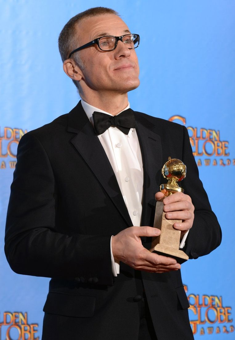 Christoph Waltz, Beste Mannelijke Bijrol (drama) Beeld AFP