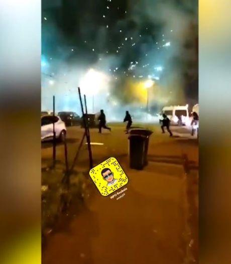 La tension monte à Tourcoing, à la frontière belge: des jeunes attaquent la police pour la troisième nuit d'affilée