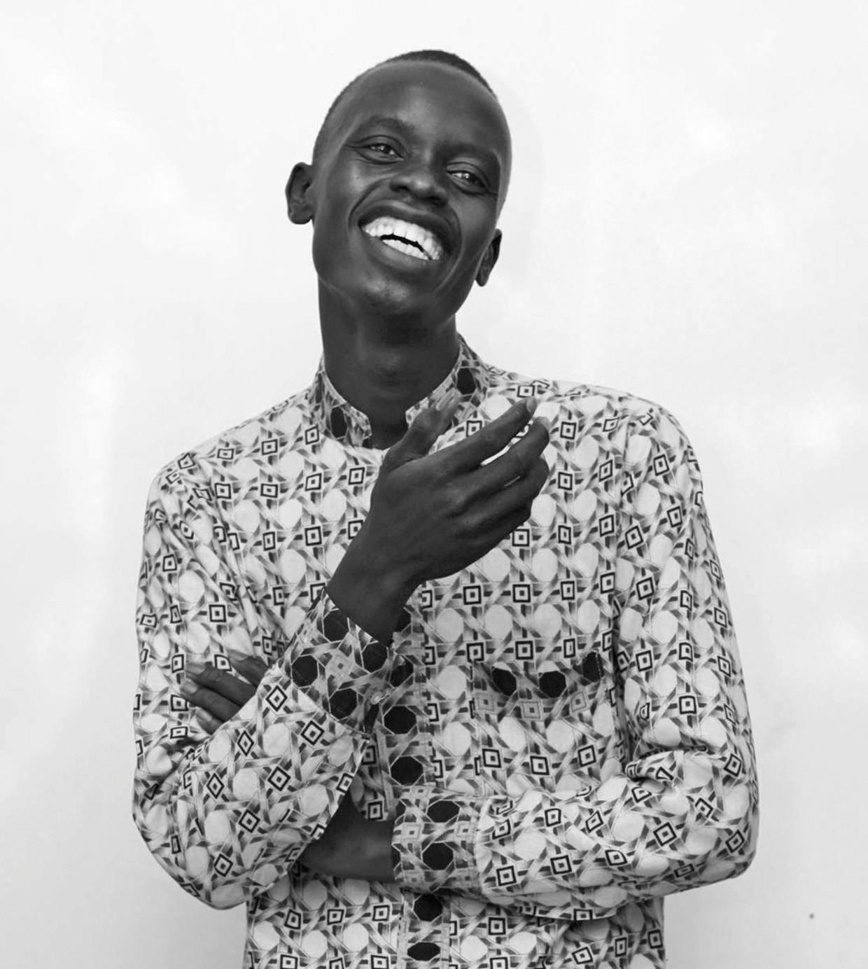 Nelson Kwajé: 'De crux van ons werk is dat we niet zozeer kijken naar wát er wordt gezegd, maar naar de impact, de verspreiding ervan.' Beeld David Mwihuri