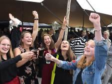 515 geslaagden van het Merletcollege krijgen 'gewoon' hun diploma: 'We hebben het allemaal nóg feestelijker gemaakt'