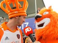Nederlandse fans vol vertrouwen op EK hockey
