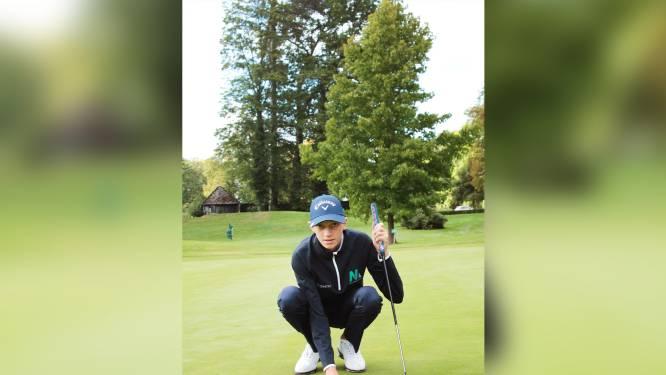 """Nagelmackers recherche dix pépites pour intégrer son """"NextGen Talent Program"""", le golfeur Hugo Duquaine premier ambassadeur"""