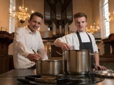 Kerstproeverij en zang voor culinaire pioniers in Raalter Plaskerk