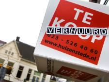 Aantal te koop staande huizen blijft dalen