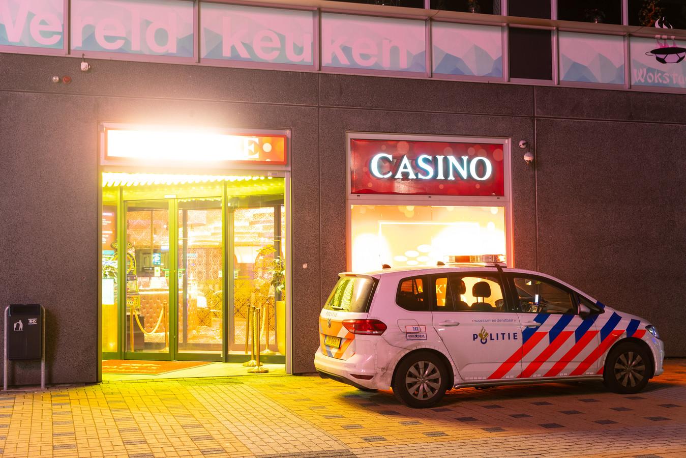 Bij Jack's Casino in Zwolle vond in maart 2019 een overval plaats