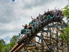 Oost-Nederland domineert in pretparken-top: Walibi stoerste attractie van Nederland