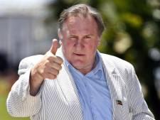 Depardieu revient à Paris pour le tournage d'un film