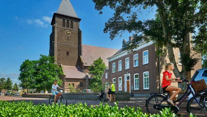 Volkel ooit het leukste dorp van Nederland, zeker het luidste